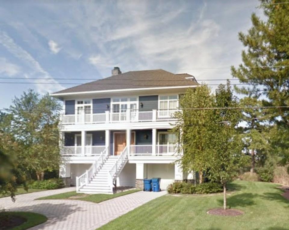 Biden has a large beach house in Rehoboth Beach