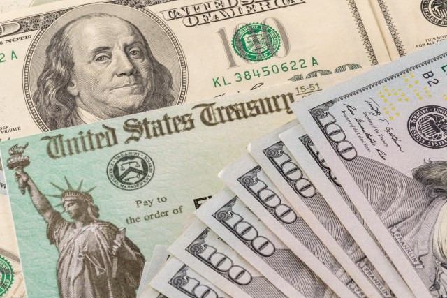 As the Delta Covid variant continues to spread across the United States, taxpayers across the nation are pushing for monthly relief payments.