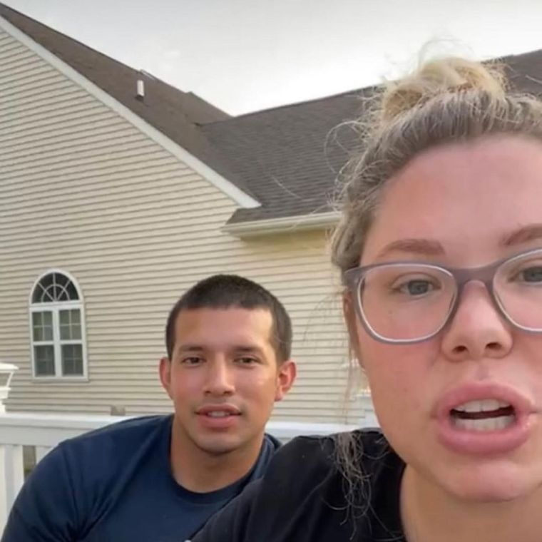 Fans have speculated that Kailyn is back with her ex-husband Javi Marroquin