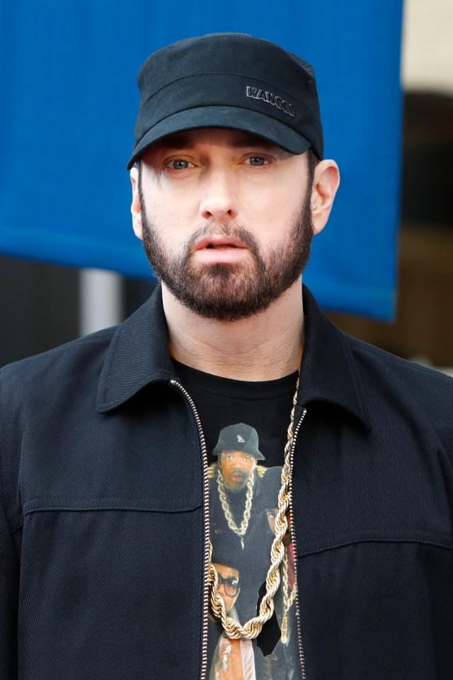 Eminem says Hailey is 'doing well'