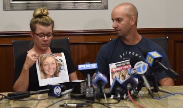 Petito's mother Nicole Schmidt said she believes her daughter will 'come home'