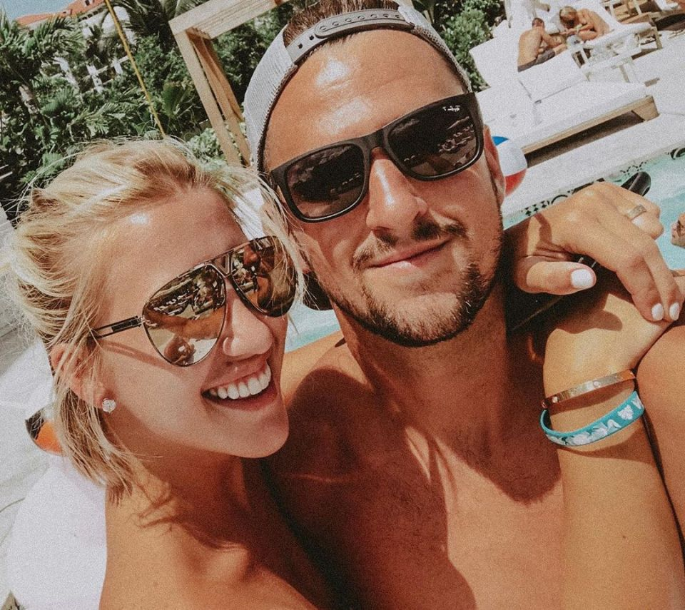 Savannah and Nic reconciled in August after calling off the engagement