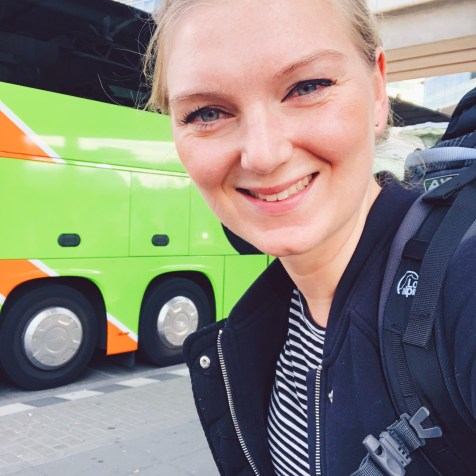 I travelled to Calais by Flixbus
