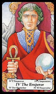 Betekenis Tarotkaart De Keizer