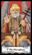 Betekenis Tarotkaart De Hogepriester