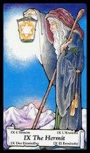 Betekenis Tarotkaart De Kluizenaar