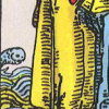 de betekenis van de vissen op de tarotkaart bekers koning