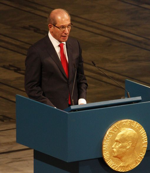 Üzümcü Nobel address