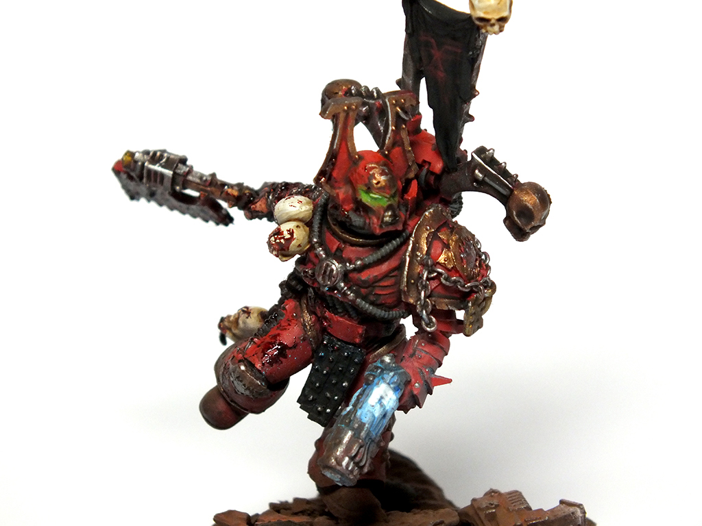 Kharn the Betrayer - THE VANUS TEMPLE