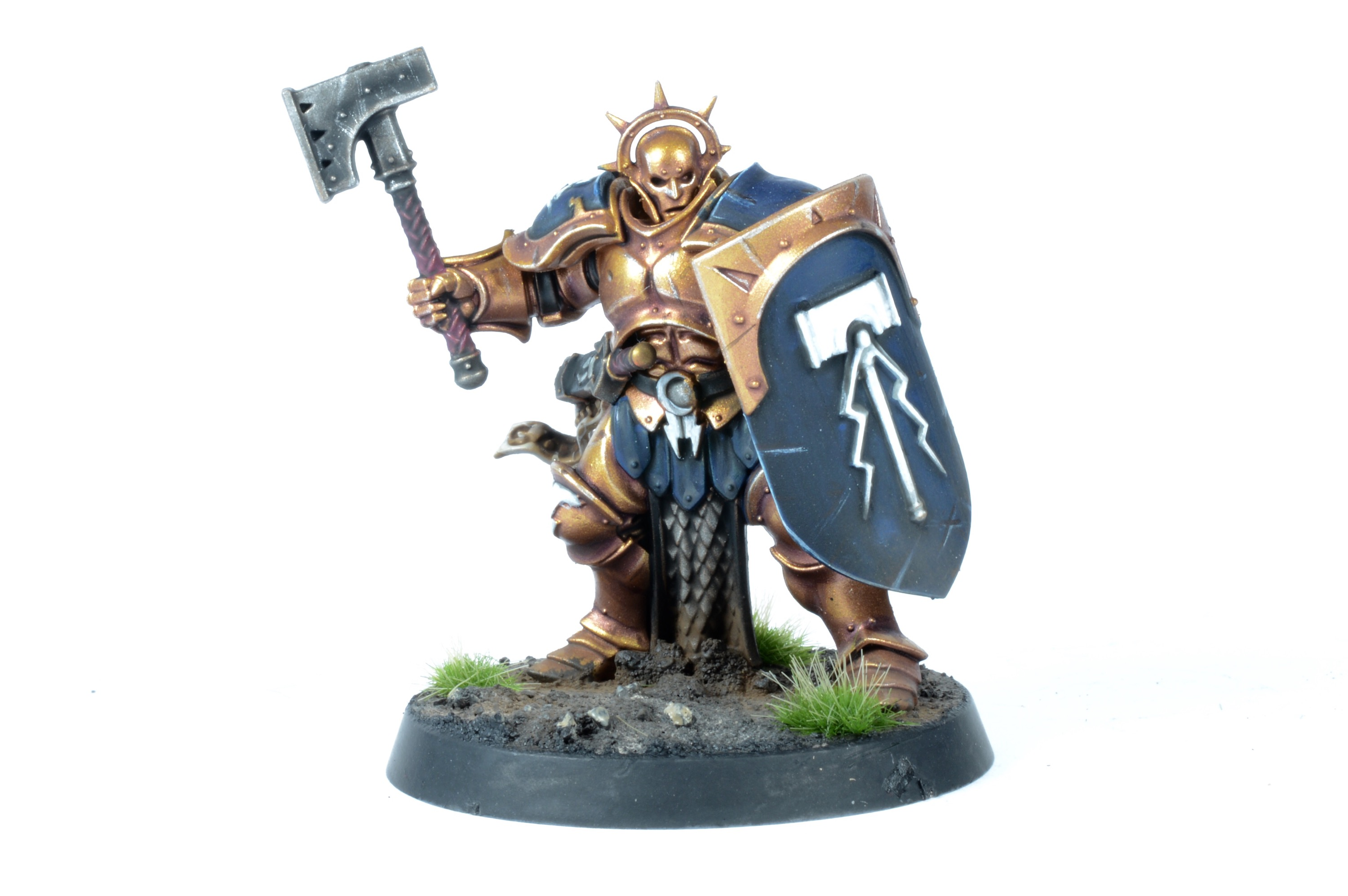 Age Of Sigmar Stormcast Eternal Showcase The Vanus Temple