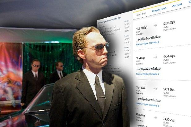 Travel Agent Smith
