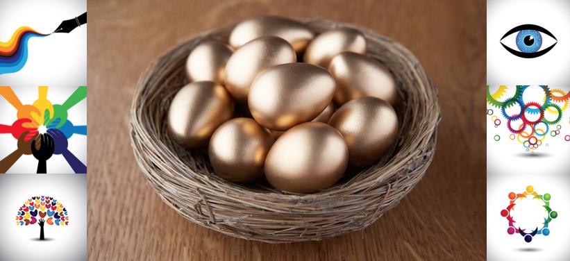 The Golden Eggs of New Media