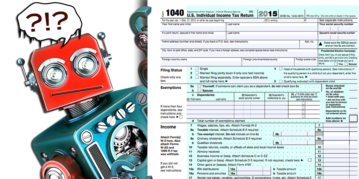 The Robot Tax Fallacy: Anthropomorphizing Automation