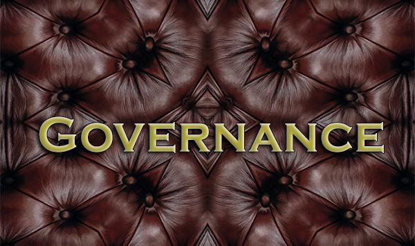 governance of Decentralized Autonomous Organizations