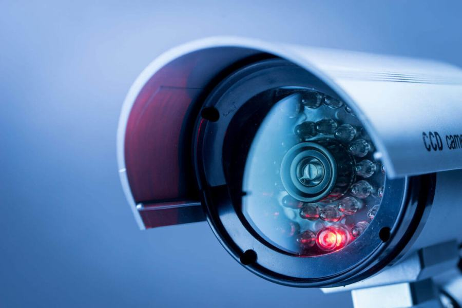 Why Are Security Cameras Watching Us?
