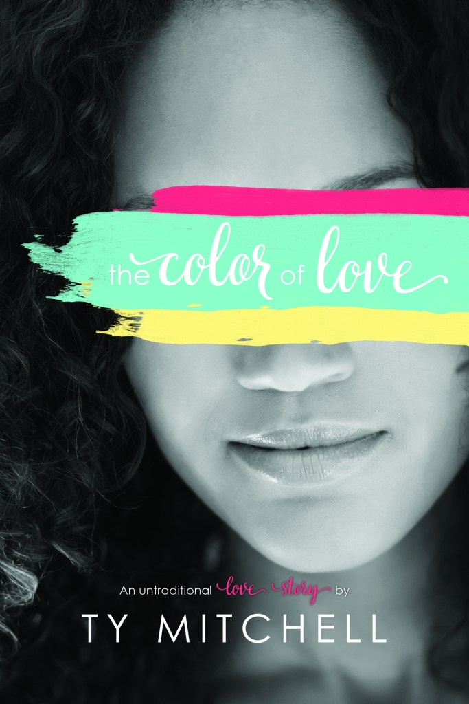 Book Cover: The Color of Love