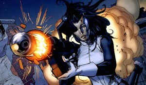 Hawkeye Madame Masque
