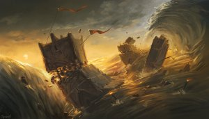 Downfall of Numenor