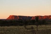 Sunset 'Kings Canynon'