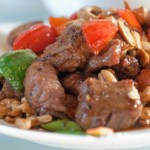 Lime & Chili Beef Stir Fry with Toasted Cashews