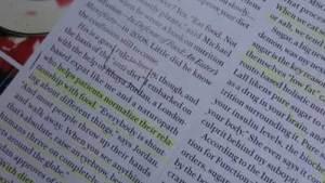Anti Diet Fashion Magazine