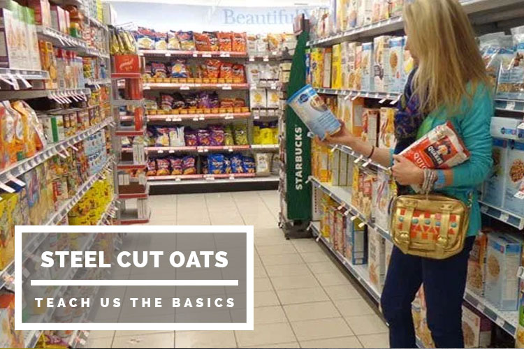 Steel Cut Oats - the10principles