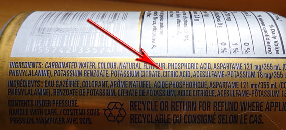 Is diet pop bad citric acid - the10principles