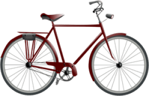 Weight-loss goals - bicycle - the10principles