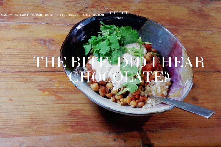 chili recipe - the10principles