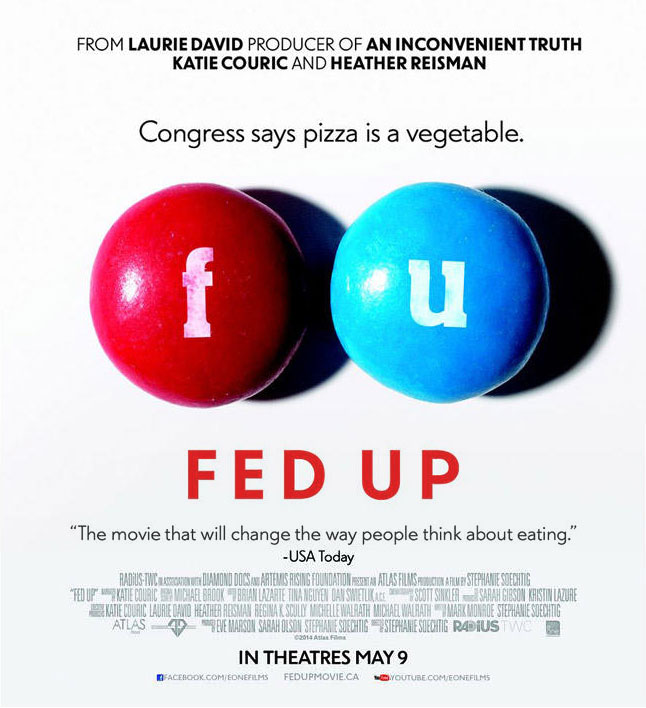 stop counting calories - Fed Up - the movie