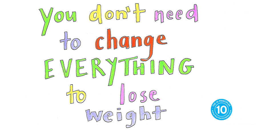 documentary love gilda - You Don't Need To Change Everything To Lose Weight