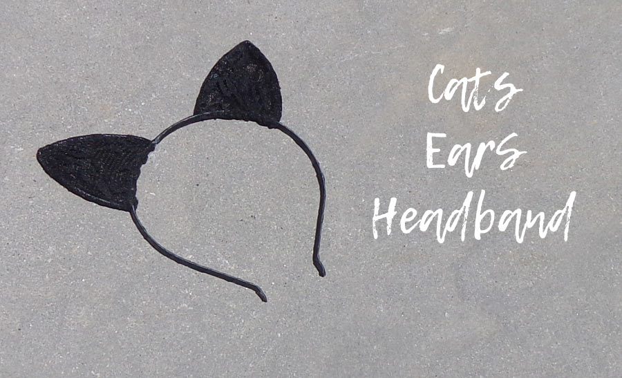Dress Up - Cats Ears Bunting