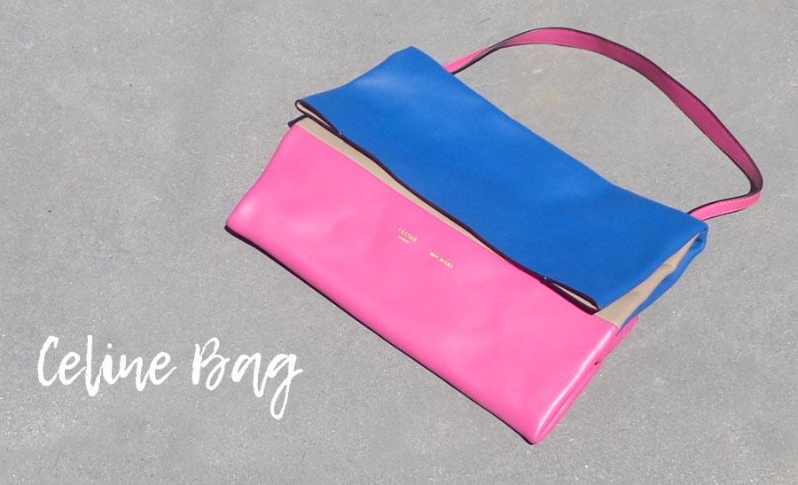 Dress Up - Celine Bag