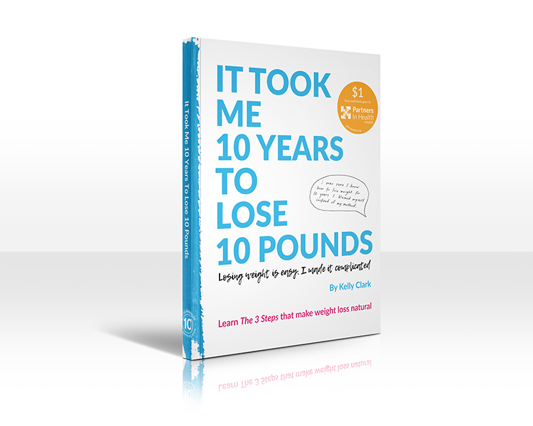 Partners In Health - It took me 10 years to lose 10 pounds