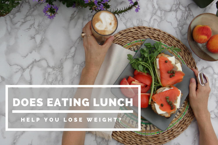 eating lunch - Does eating lunch help you lose weight?
