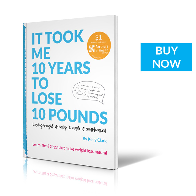 Buy Now - It took me 10 years to lose 10 pounds