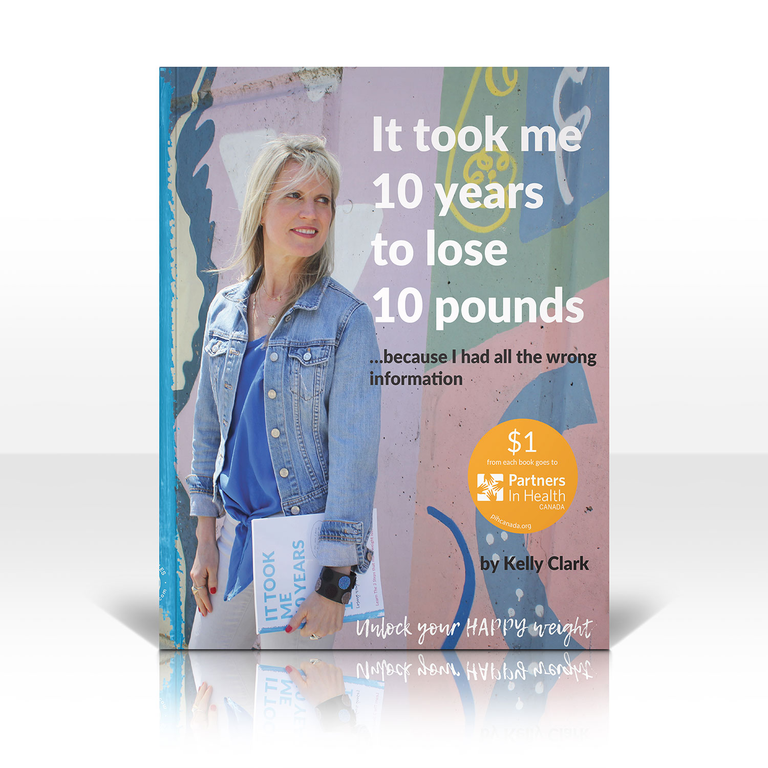 It Took Me 10 Years To Lose 10 Pounds - Kelly Clark