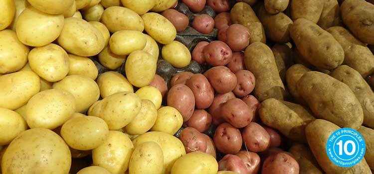 Canada's Food Guide - Potatoes