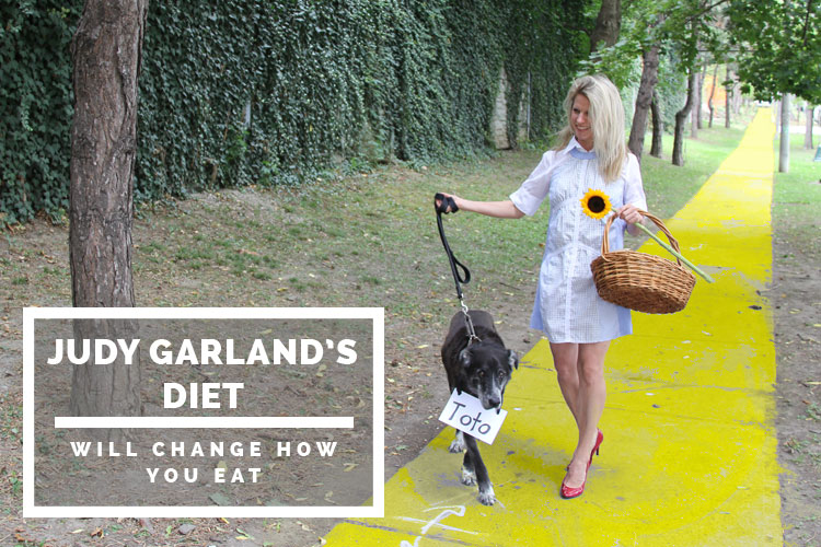 Judy Garland's diet will change how you eat