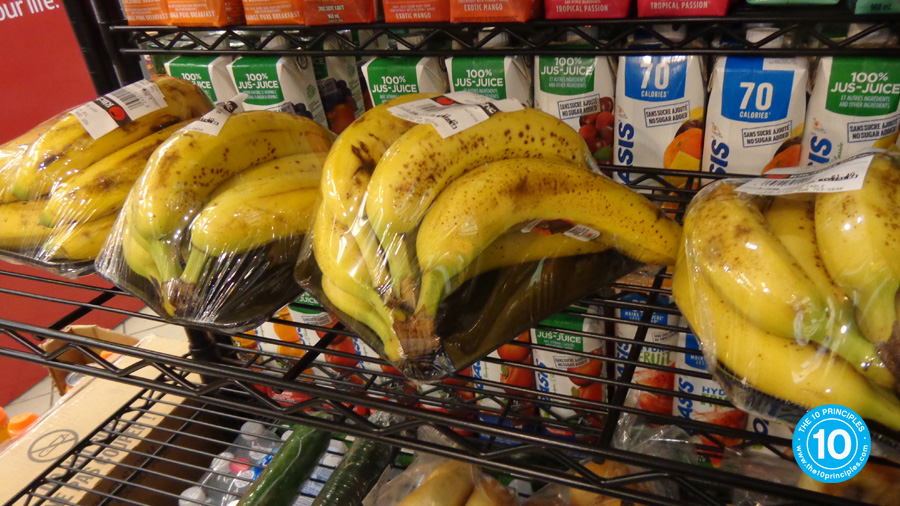 Healthy banana muffin recipe - quick sale shelf