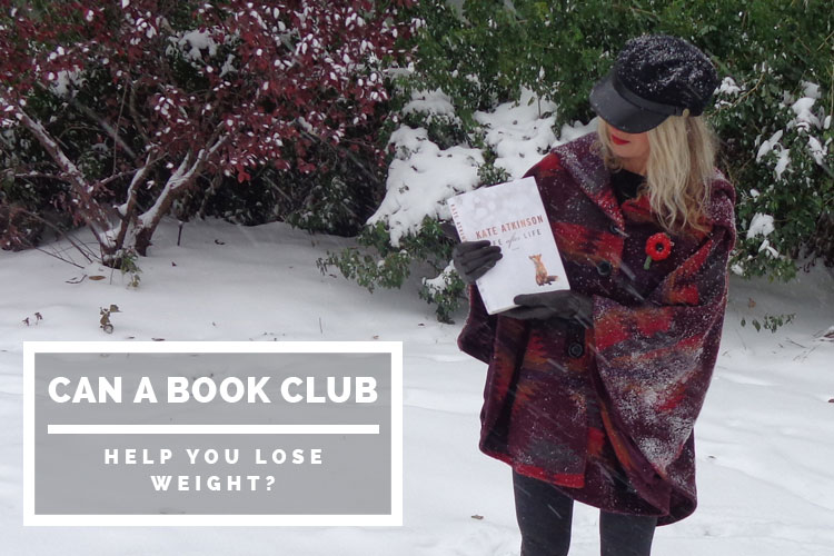 Can a BOOK CLUB help you lose weight?