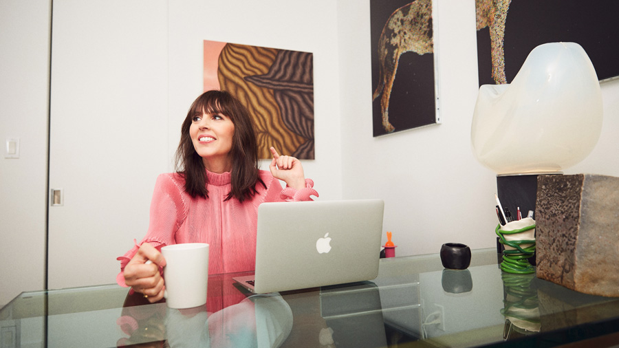 Kelly Clark - International Women's Day - Laura Belgray