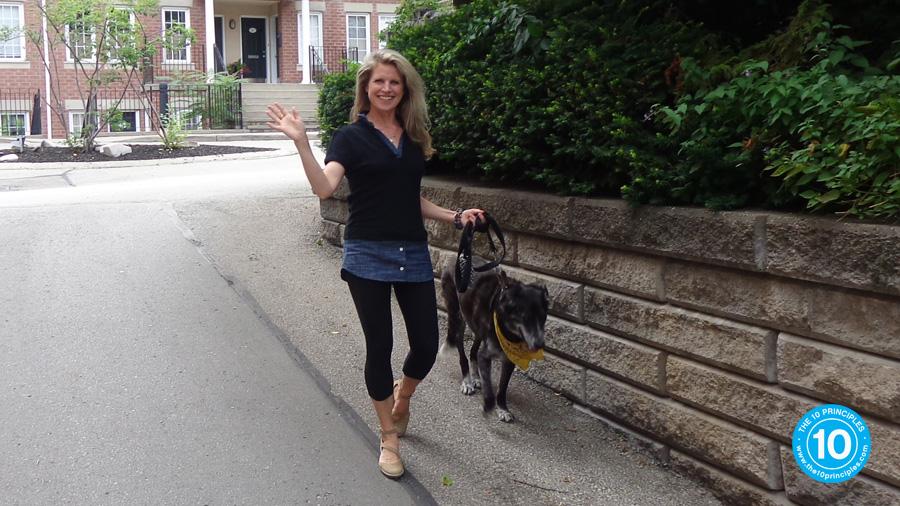 Kelly Clark - International Women's Day - Rocky Dog