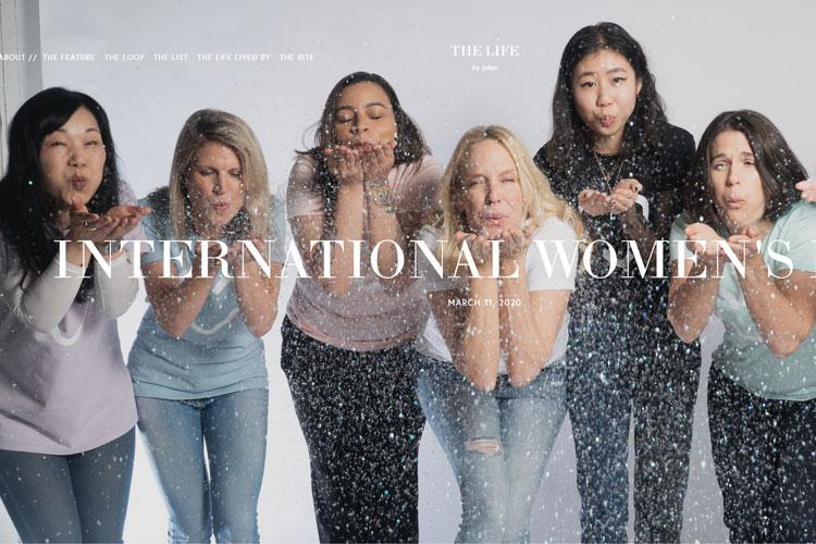 Kelly Clark - International Women's Day