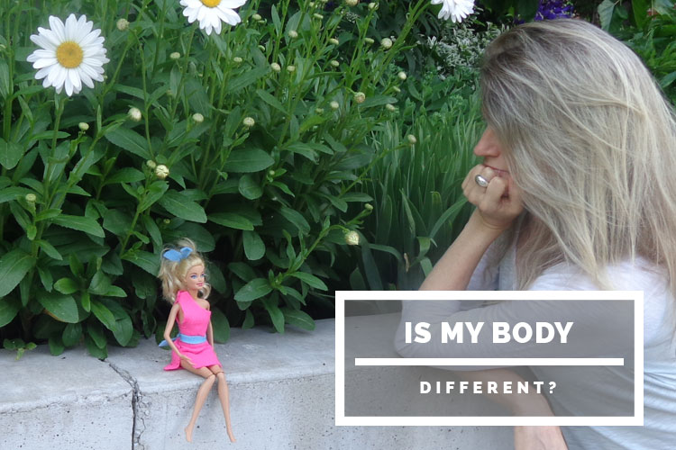 Is my body different?