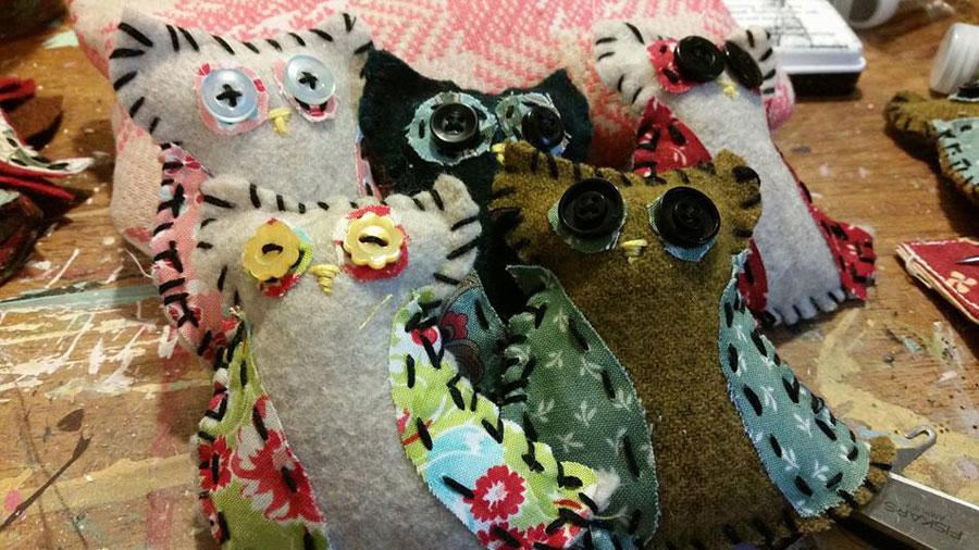 Linda Barutha - Craft Work