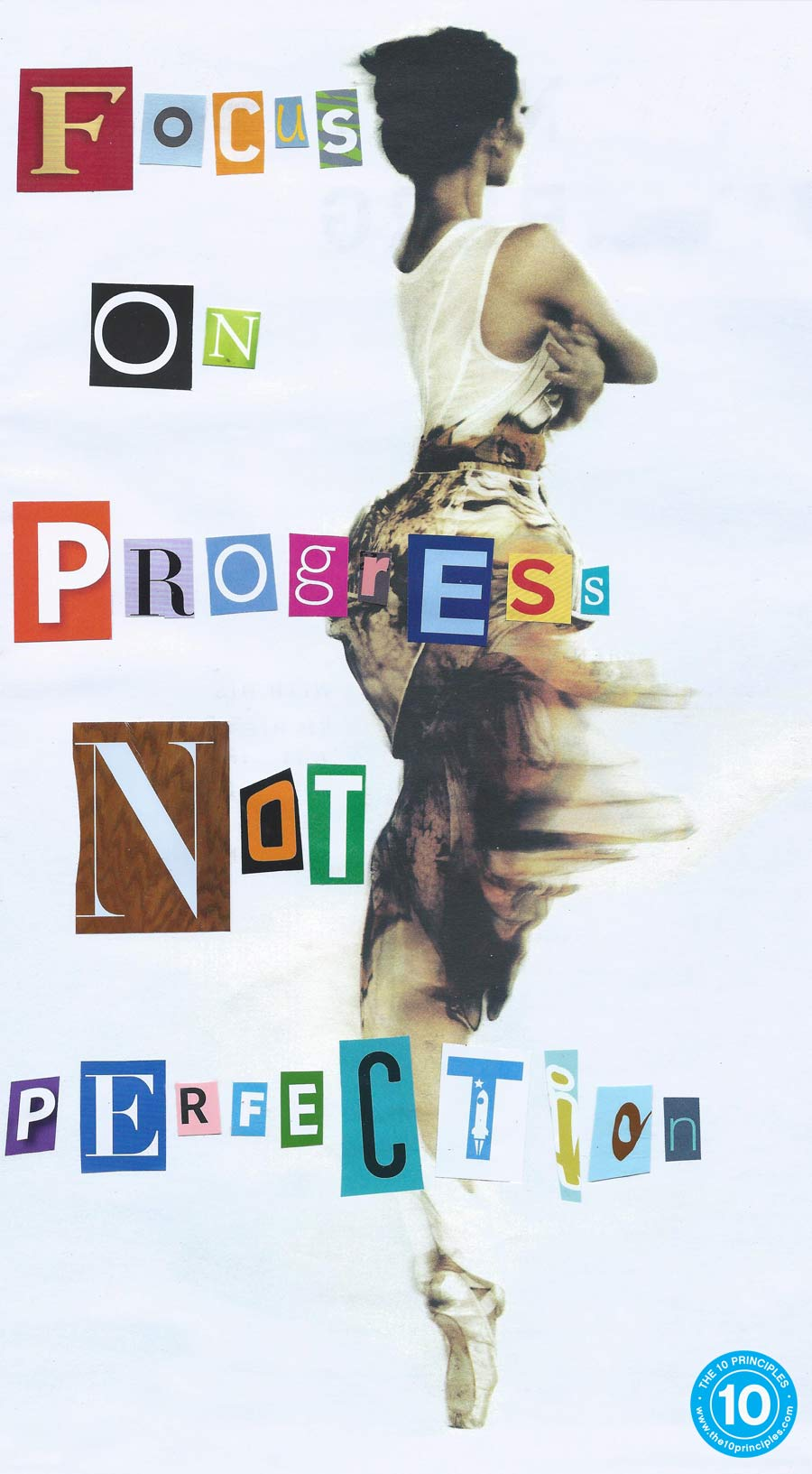 Diana's bulimia - Focus on progress not perfection