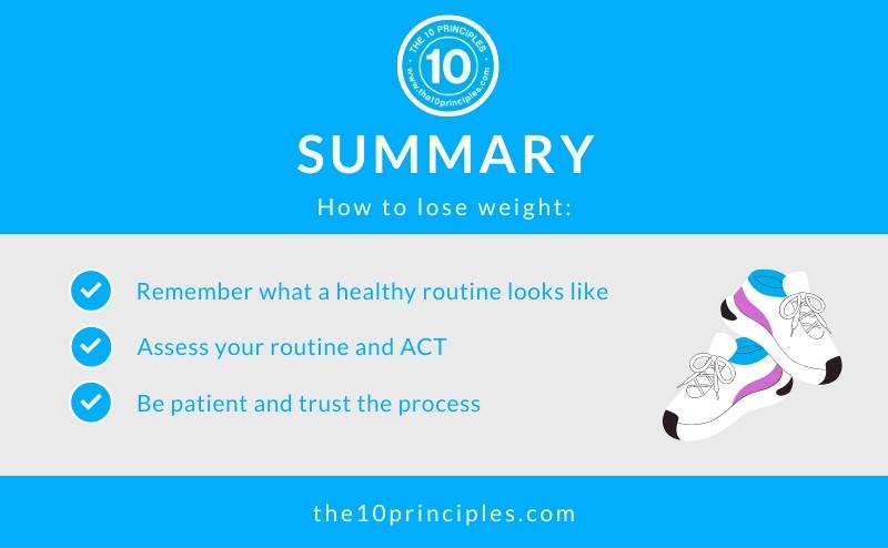 covid weight gain - summary