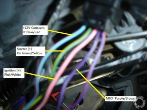 2006 dodge ram 1500, remote start pictorial