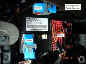 2008 Chevy Malibu Remote Start